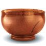Natural Solid Bowl**