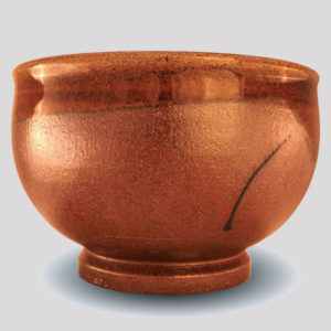 Natural Solid Burning Bowl